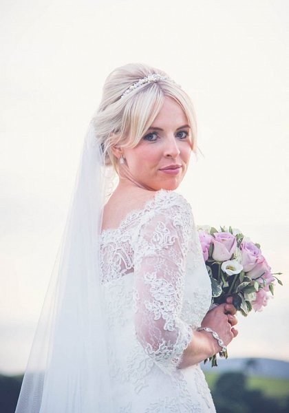 Jacquie Kidd Wedding Dress